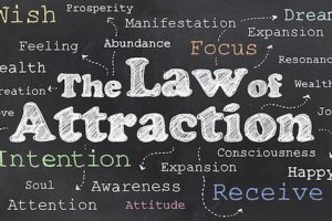 law of attraction for happiness