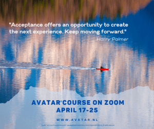 Avatar Course april
